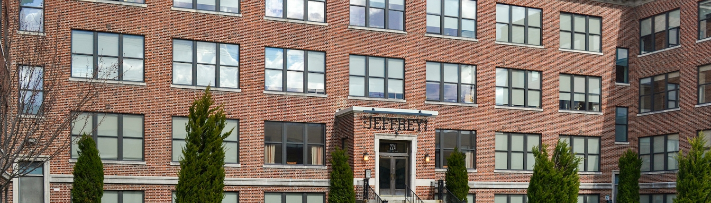 The Jeffrey Exterior